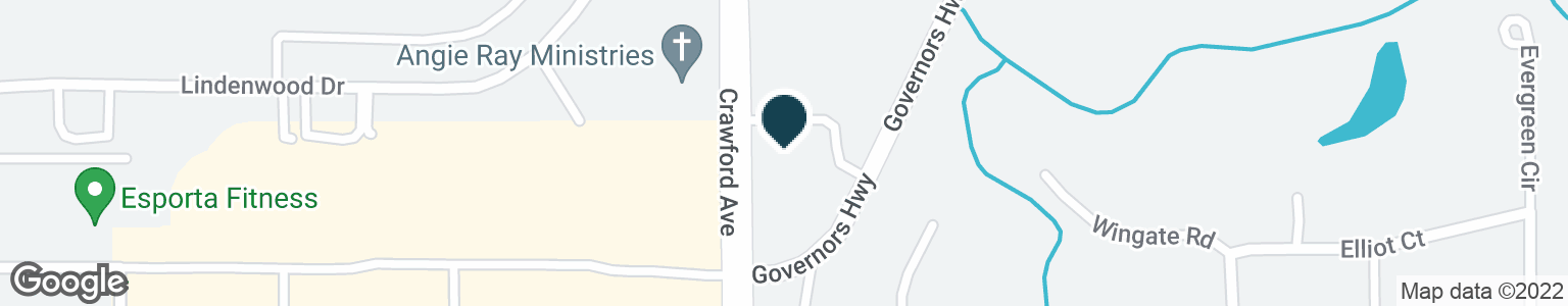 Google Map of20950 GOVERNORS HWY