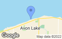 Map of Avon Lake, OH