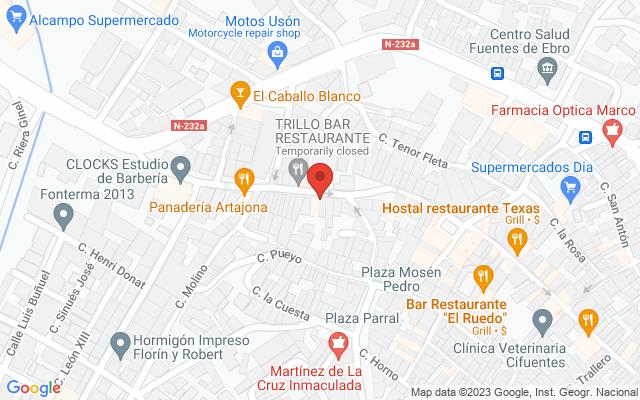 Administración nº1 de Fuentes de Ebro
