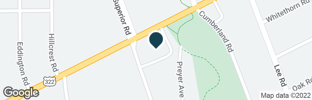 Google Map of3020 MAYFIELD RD