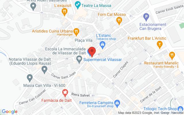 Administración nº1 de Vilassar de Dalt
