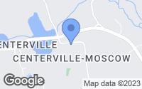Map of Hopkinton, RI