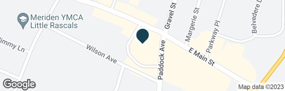 Google Map of825 E MAIN ST