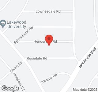 3390 Henderson Rd