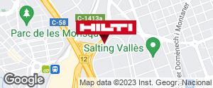 Tienda Hilti-Barcelona (Sant Quirze Del Valles)