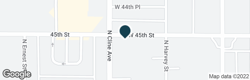 Google Map of407 W GLEN PARK AVE