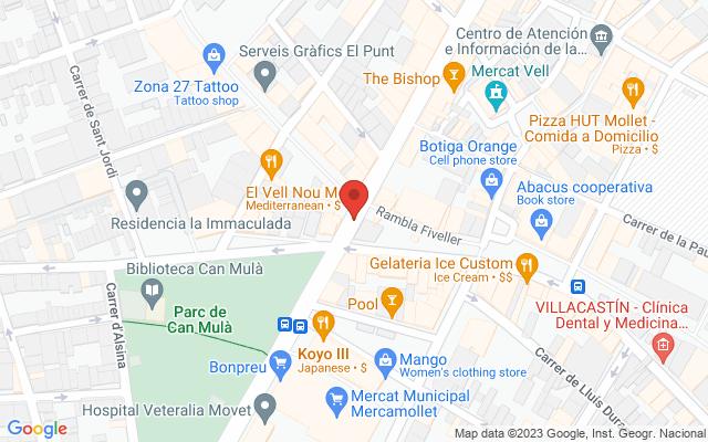 Administración nº1 de Mollet del Vallès