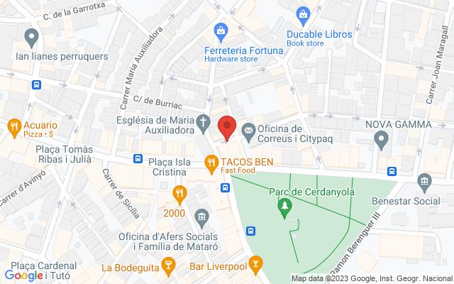 Administración nº7 de Mataró