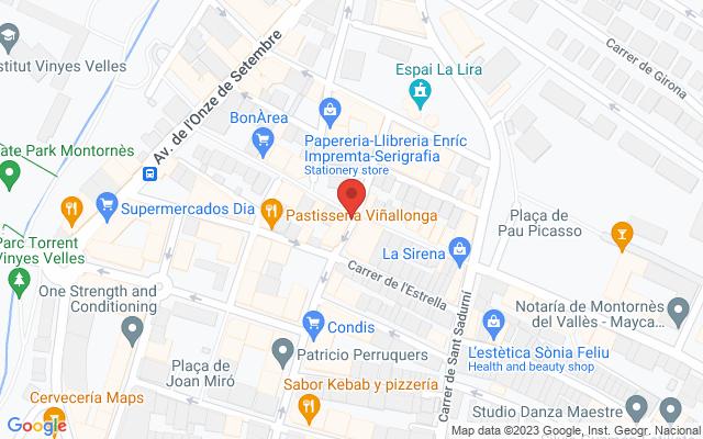 Administración nº2 de Montornès del Vallès