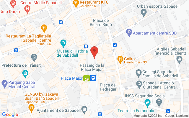 Administración nº1 de Sabadell