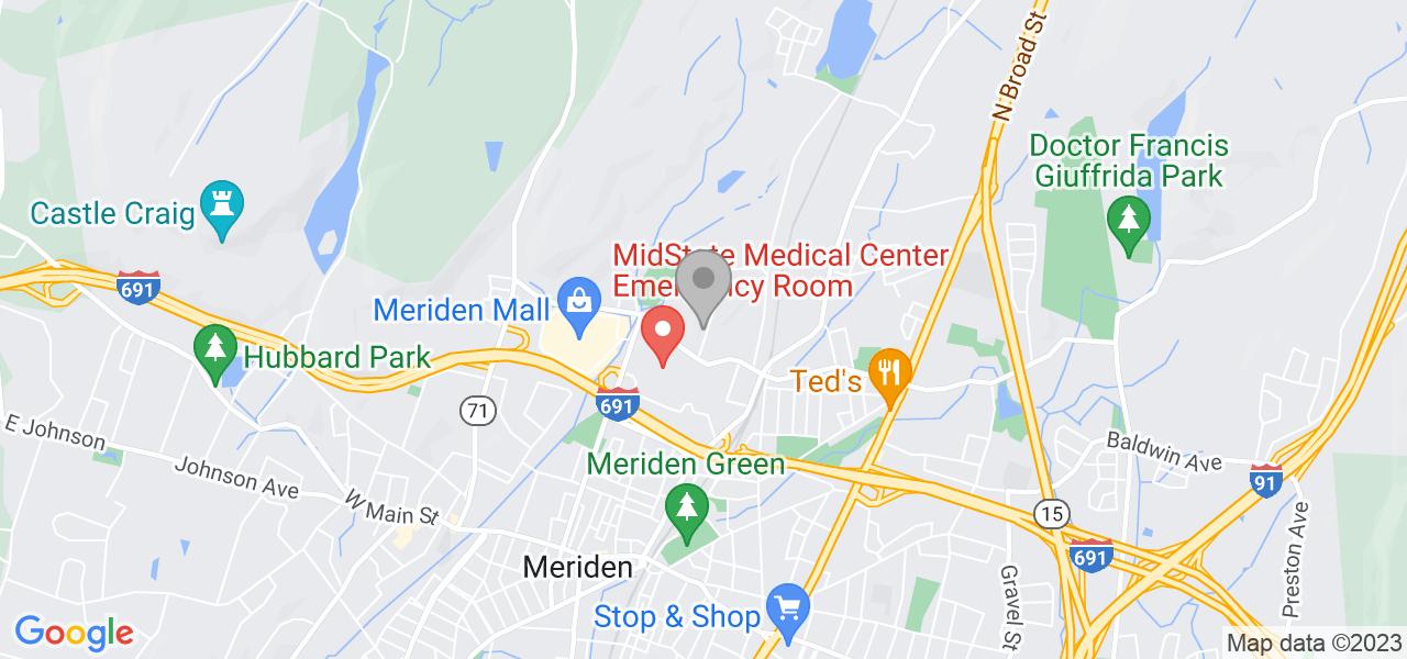 60 Woodland St, Meriden, CT 06451, USA