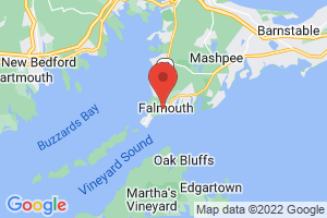 Map of Falmouth