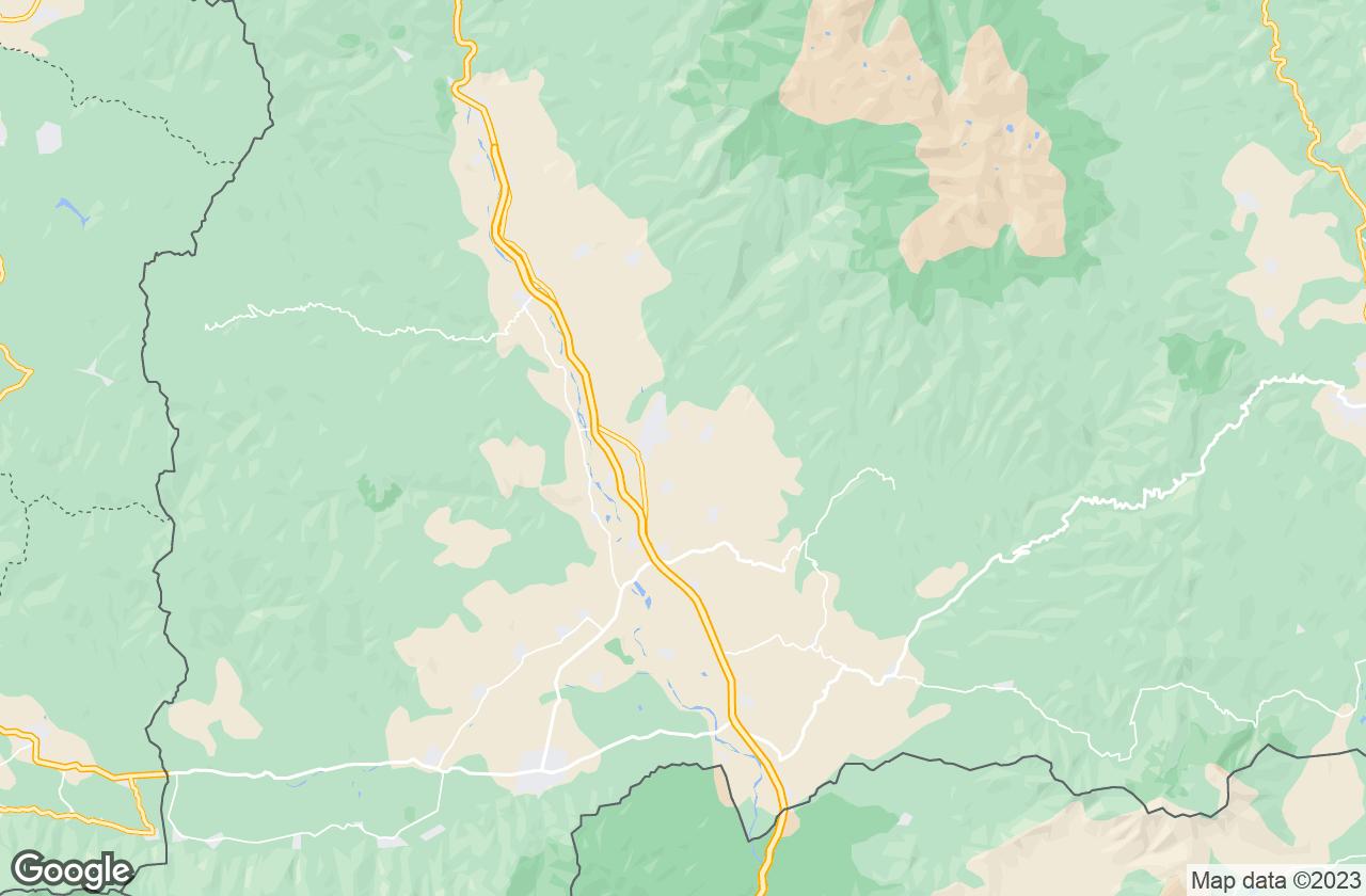 Google Map of ساندانسكي