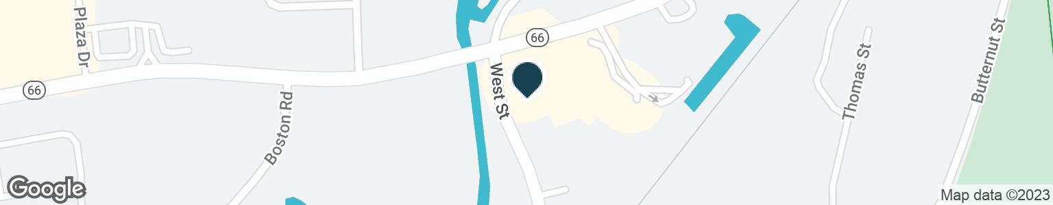 Google Map of633 WASHINGTON ST
