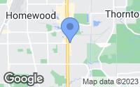 Map of Glenwood, IL