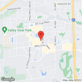 Map of Bed Bath & Beyond at 6805 Mills Civic Parkway, West Des Moines, IA 50266