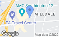 Map of Southington, CT