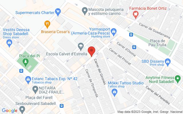 Administración nº15 de Sabadell