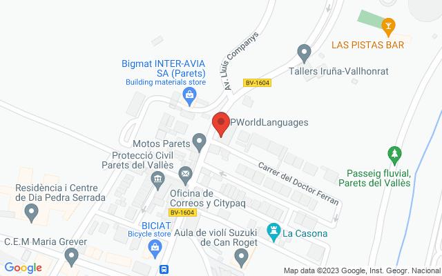 Administración nº1 de Parets del Vallès
