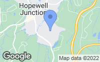 Map of Hopewell Junction, NY