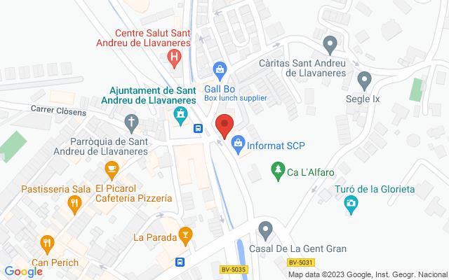 Administración nº1 de Sant Andreu de Llavaneres