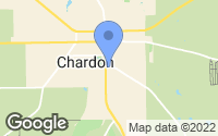 Map of Chardon, OH