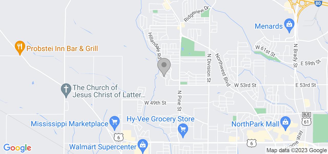 2614 W 54th St, Davenport, IA 52806, USA