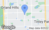 Map of Tinley Park, IL