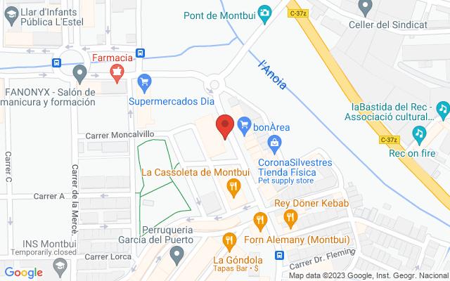Administración nº1 de Santa Margarida de Montbui