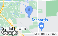 Map of Crest Hill, IL