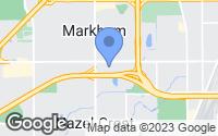 Map of Hazel Crest, IL