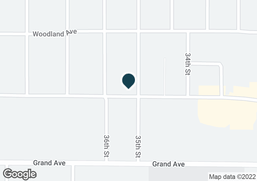 Google Map of3501 INGERSOLL AVE