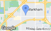 Map of Markham, IL
