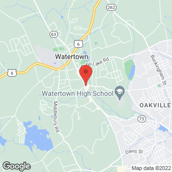 Map of Optimum WiFi Hotspot at 909 Main St, Watertown, CT 06795