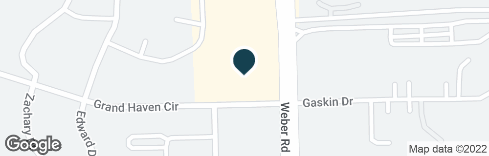 Google Map of680 S WEBER RD