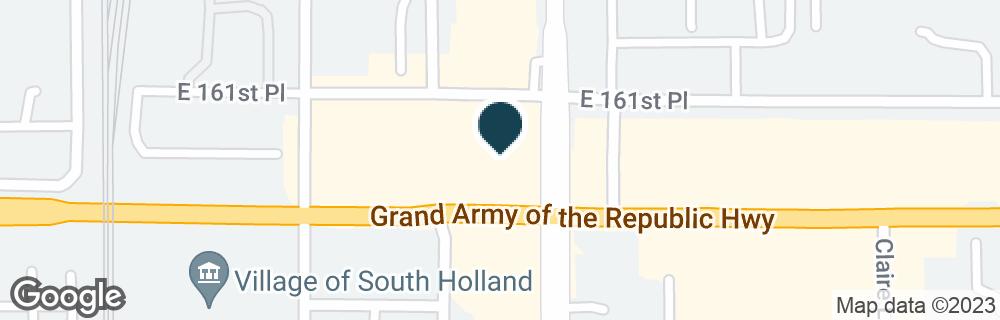 Google Map of390 E 162ND ST