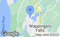 Map of Wappingers Falls, NY