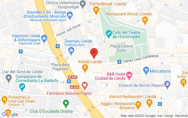 Administración nº4 de Lleida