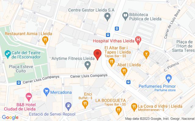 Administración nº8 de Lleida