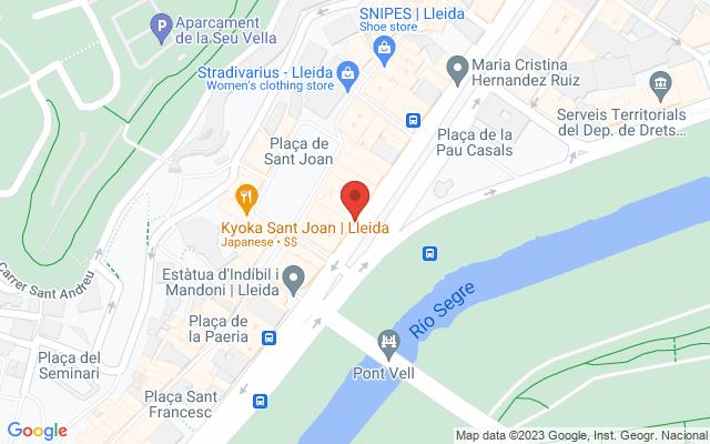 Administración nº1 de Lleida
