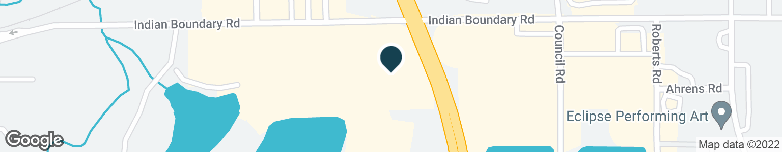 Google Map of580 INDIAN BOUNDARY RD