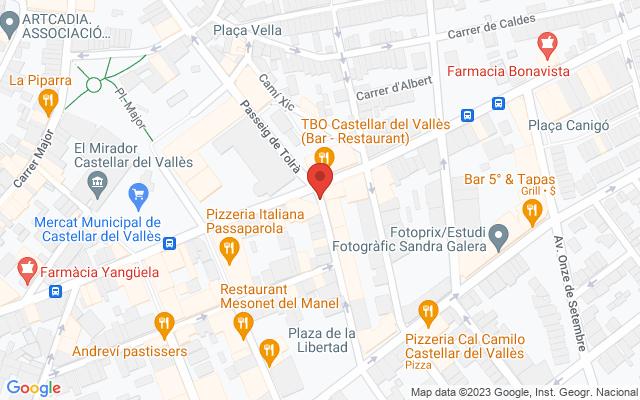 Administración nº1 de Castellar del Vallès