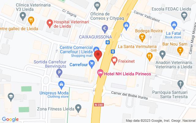 Administración nº15 de Lleida