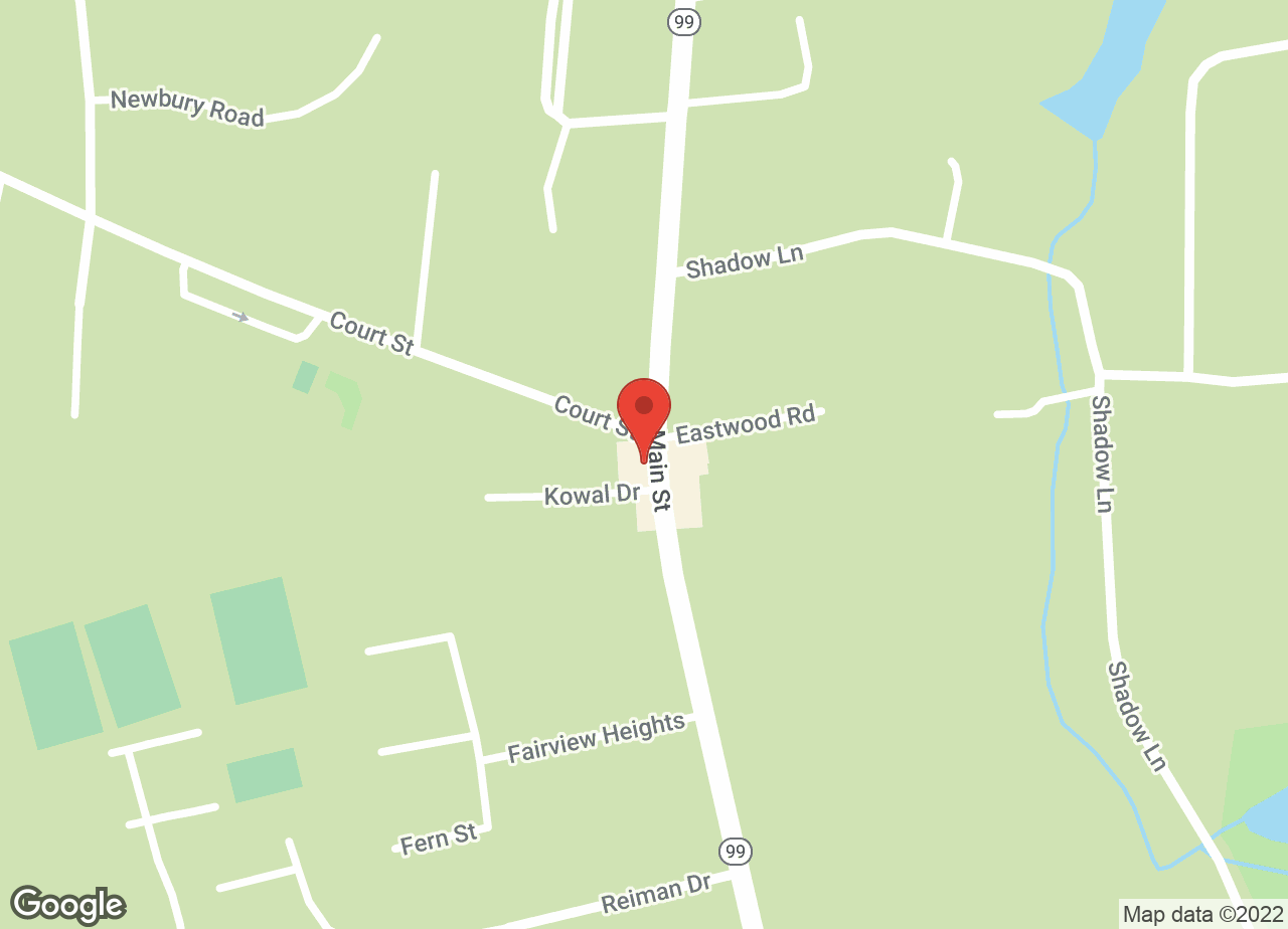 Google Map of VCA Cromwell Animal Hospital