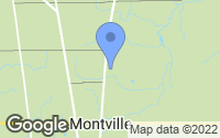 Map of Montville, OH
