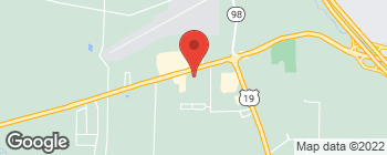 Map of 16271 Conneaut Lake Rd in Meadville