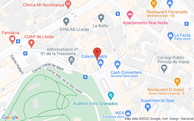 Administración nº14 de Lleida