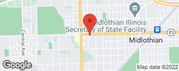 Map of 4653 147th St in Midlothian