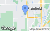 Map of Plainfield, IL