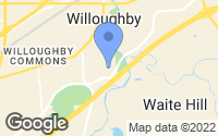 Map of Willoughby, OH
